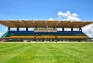 The Stadium Built on the Equator, Where Each Team Defends a Hemisphere