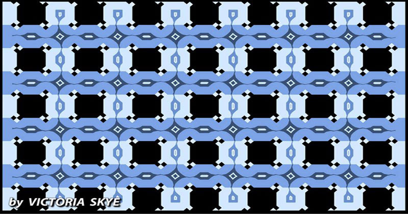 1 of these 3 Illusions Will Make You Question Your Eyesight