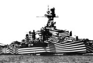 Why Ships Used This Camouflage In World War I