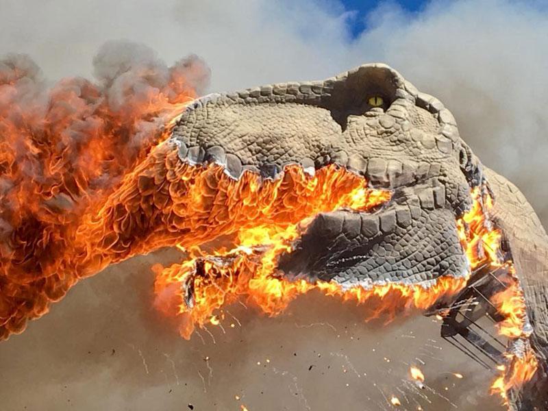 Zach Reynolds/Royal Gorge Dinosaur Experience