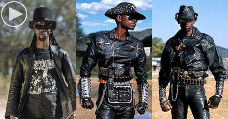 The Death Metal Cowboys of Botswana