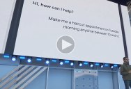 Google Just Demoed Its Assistant Making Actual F%*&$!@ Phone Calls