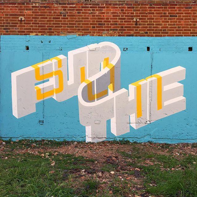 graffiti artist pref puts artistic spin on word riddles 15 Graffiti Artist Puts Artistic Spin on Word Riddles (17 Pics)