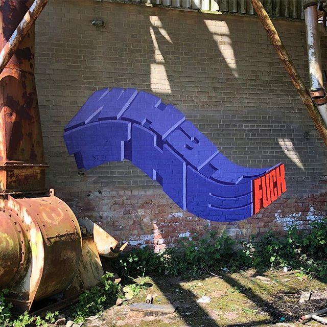 graffiti artist pref puts artistic spin on word riddles 17 Graffiti Artist Puts Artistic Spin on Word Riddles (17 Pics)