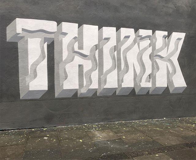 graffiti artist pref puts artistic spin on word riddles 8 Graffiti Artist Puts Artistic Spin on Word Riddles (17 Pics)