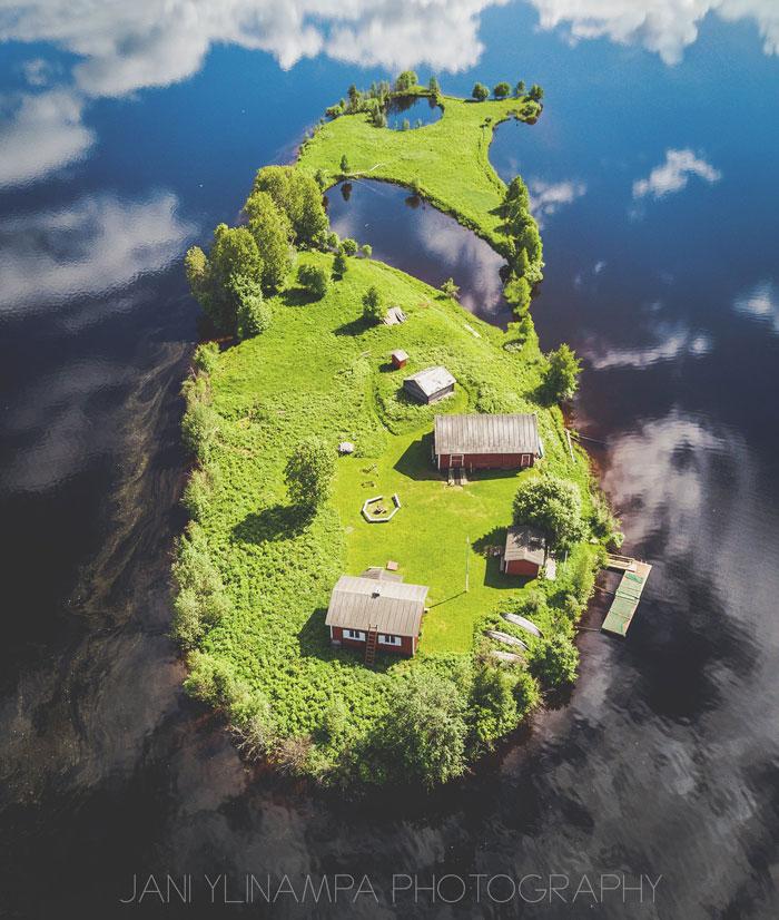 jani ylinampa life of small finnish island through the seaons 4 The Life of a Finnish Island as Told Through the Seasons