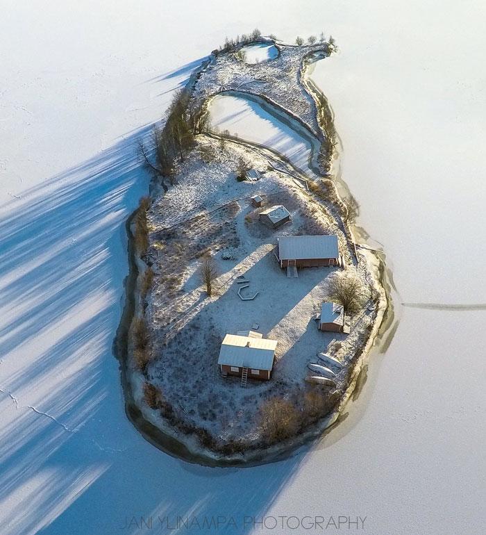 jani ylinampa life of small finnish island through the seaons 5 The Life of a Finnish Island as Told Through the Seasons
