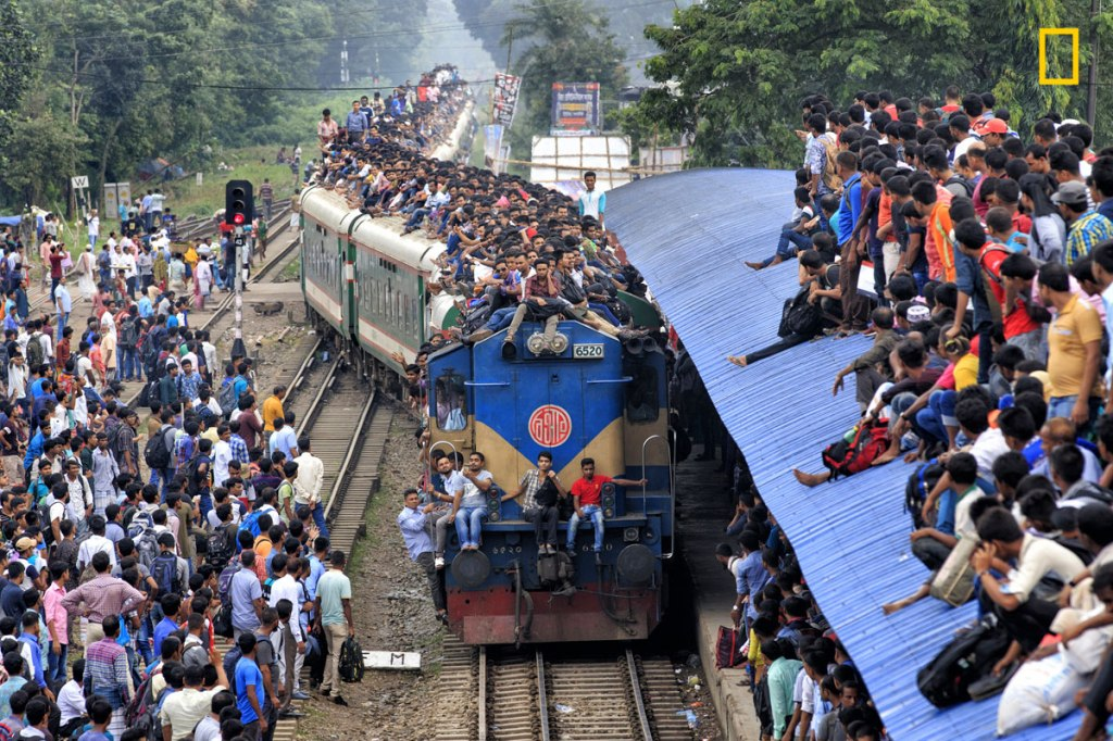 All Aboard in Bangladesh