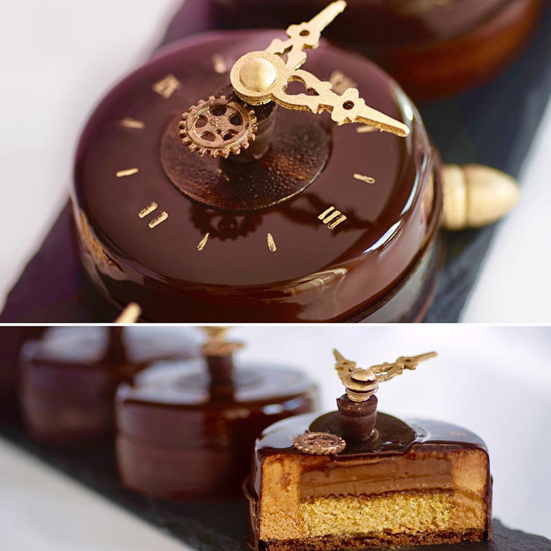 pastry chef amaury guichon gallery 9 This Pastry Chef Can Make Absolutely Anything Out of Chocolate