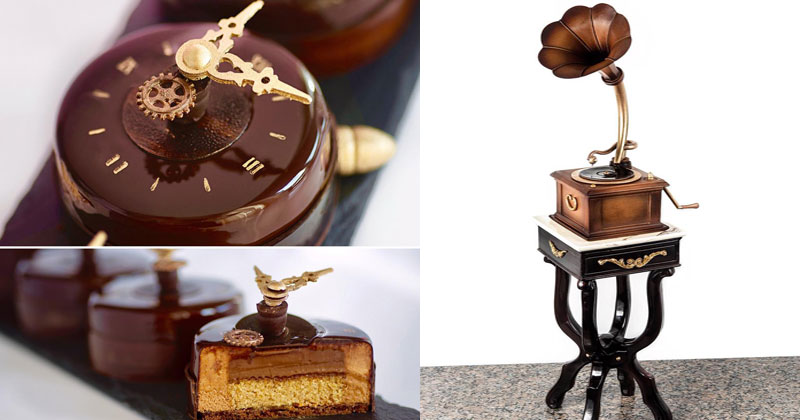 This Pastry Chef Can Make Absolutely Anything Out of Chocolate
