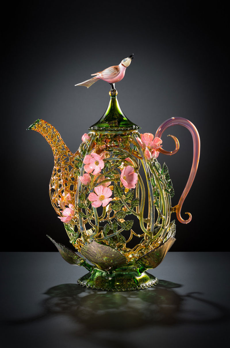 glass sculptures by janis miltenberger 11 Some of the Most Intricate and Beautiful Glass Sculptures You Will See