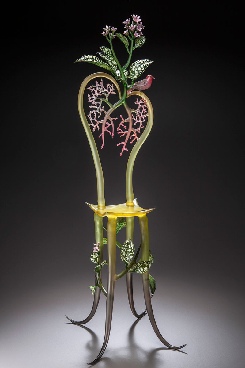 glass sculptures by janis miltenberger 4 Some of the Most Intricate and Beautiful Glass Sculptures You Will See