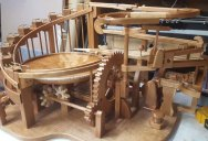 The Fantastic Gravity Well Marble Machines of Larry Marley