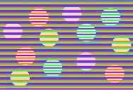 'Confetti', a New Munker Illusion Where Every Dot is Actually the Same Color