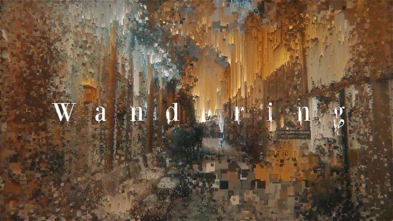 An Artist's Dreamlike Stroll Through the Streets of Paris