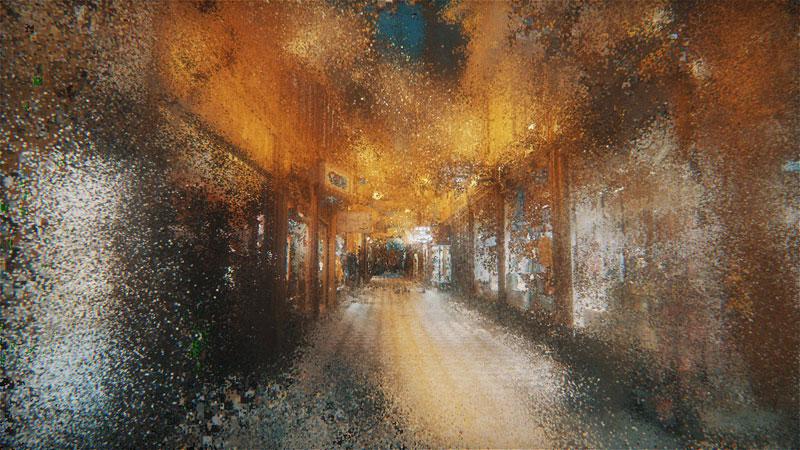 paris wandering by benjamin bardou 11 An Artists Dreamlike Stroll Through the Streets of Paris