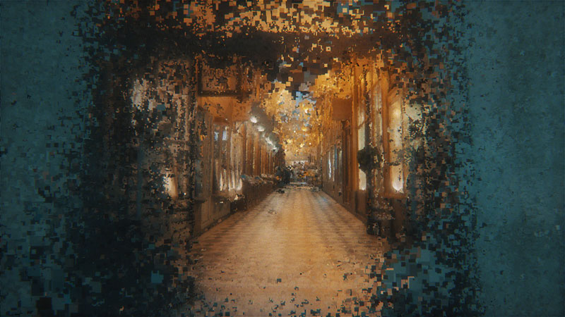 paris wandering by benjamin bardou 2 An Artists Dreamlike Stroll Through the Streets of Paris