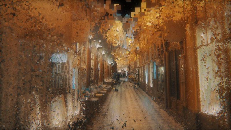 paris wandering by benjamin bardou 3 An Artists Dreamlike Stroll Through the Streets of Paris