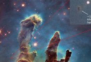 Putting the Pillars of Creation Into Perspective