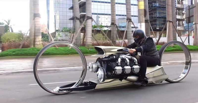 tmc dumont motorcycle by tarso marques 14 As Far As Concepts Go, TMC DUMONT is One of the Coolest and Craziest