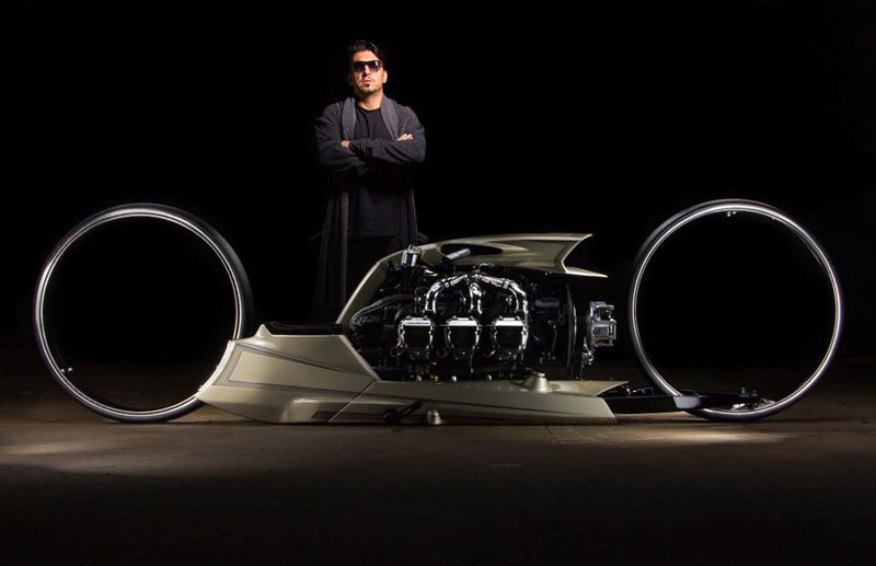tmc dumont motorcycle by tarso marques 3 As Far As Concepts Go, TMC DUMONT is One of the Coolest and Craziest