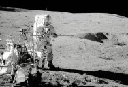 The Only Person To Ever Golf on the Moon