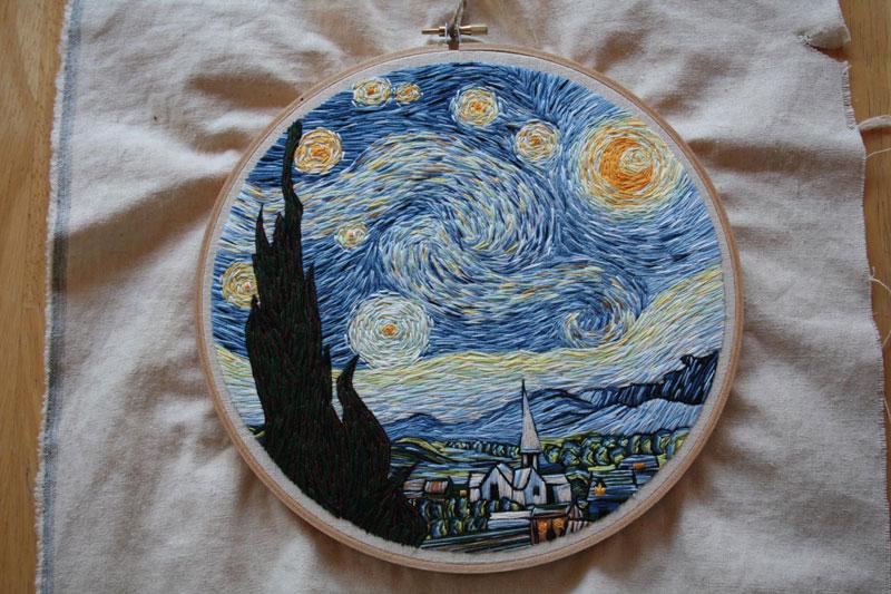 best starry night mashups 3 The 10 Best Starry Night Mashups on the Web