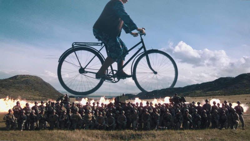 coldplay up and up stills screenshots wallpapers 19 40 Stills from Coldplays Surreal, Award Winning Video Up&Up