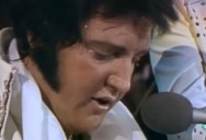 The Last Great Moment of Elvis' Career was this Chilling Performance of Unchained Melody