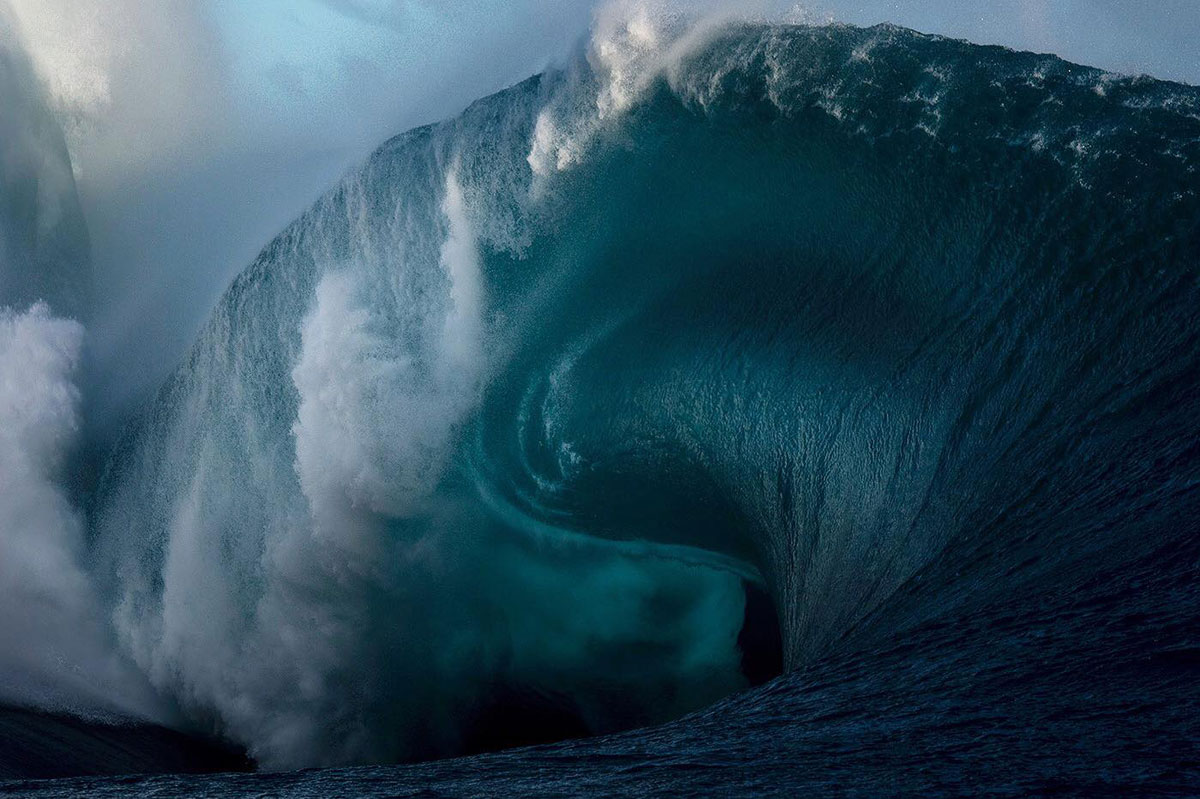 heavy wave in tahiti ray collins Heavy in Tahiti