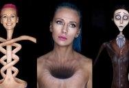 Makeup Artist Mirjana Kika Milosevic Can Transform Herself Into Anything