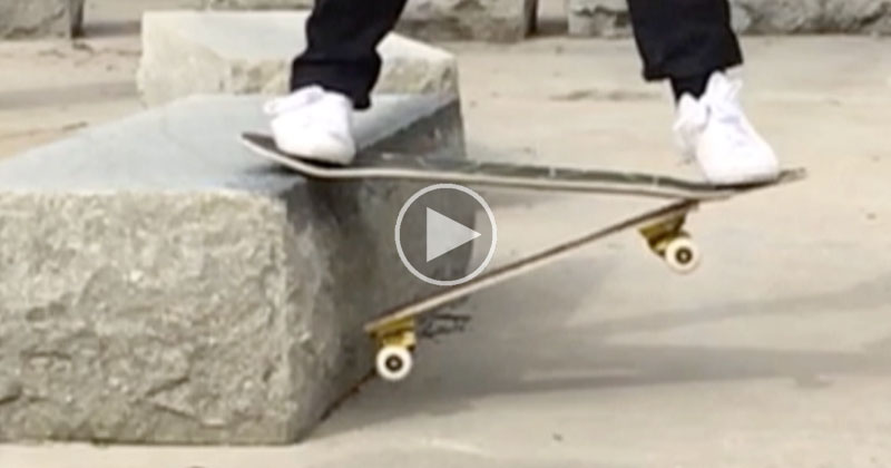 Matt Tomasello's Bootleg Boards and Weird Tricks are Why I Love Skateboarding
