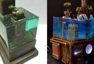 Miniature Post Apocalyptic Cityscapes by Masaki Seki (9 Photos)