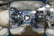 Russian Cosmonaut Takes You on a Tour of the Longest Route Possible on the ISS