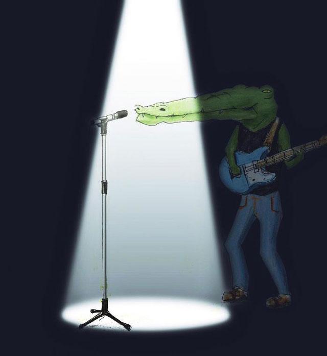 crocodile music problems by keigo 2 Crocodile Music Problems (5 Examples)
