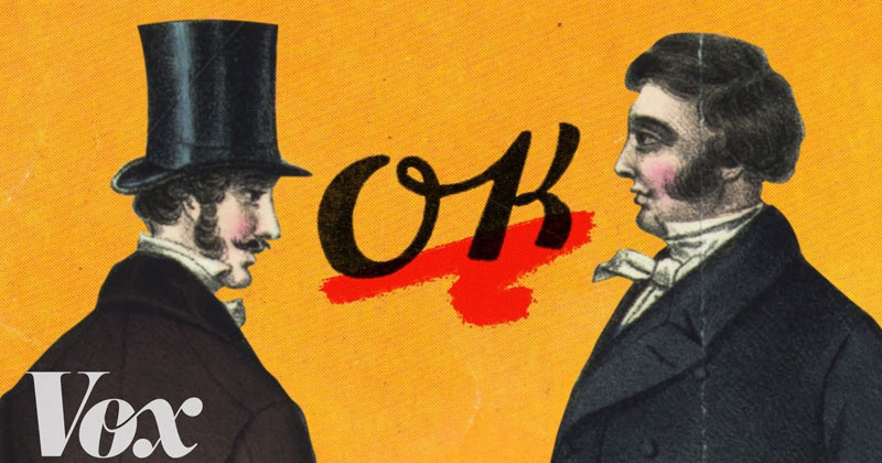 How an 1830s Meme Became the Most Widely Spoken Word in the World