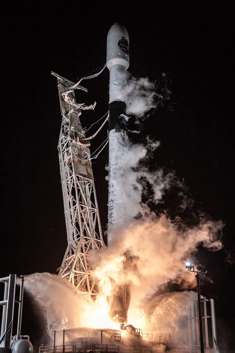 best photos vids and timelapses from spacex launch over la 11 The Best Photos, Videos, and Timelapses from SpaceXs Launch Over LA