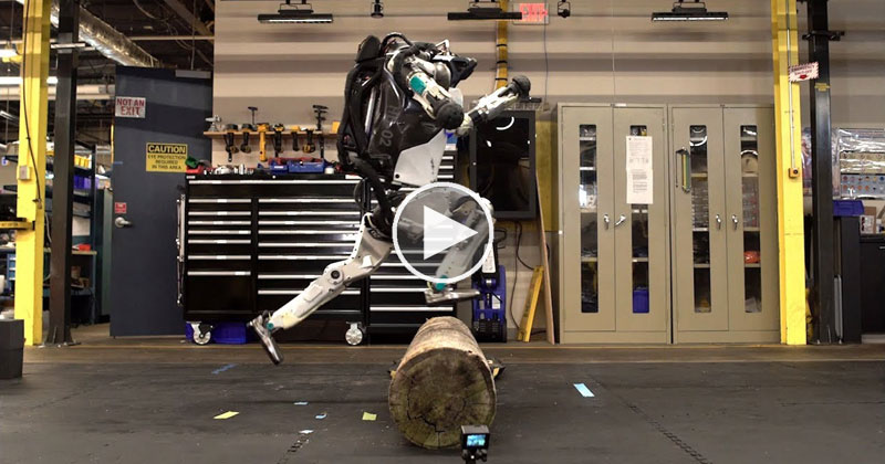 Soooo Atlas the Robot is Doing Parkour Now