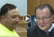 Man Returns to Confront Judge that Challenged Him 20 Years Prior