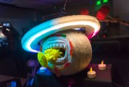 When NASA Has a Pumpkin Carving Contest Expect Over-Engineered Goodness