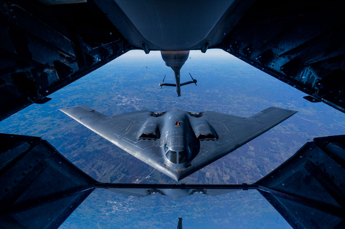 aerial refueling 2 Aerial Refueling Looks as Cool as It Sounds (10 Photos)