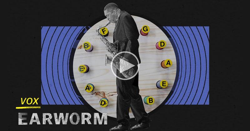 "Deconstructing John Coltrane's Seminal Jazz Song ""Giant Steps"""