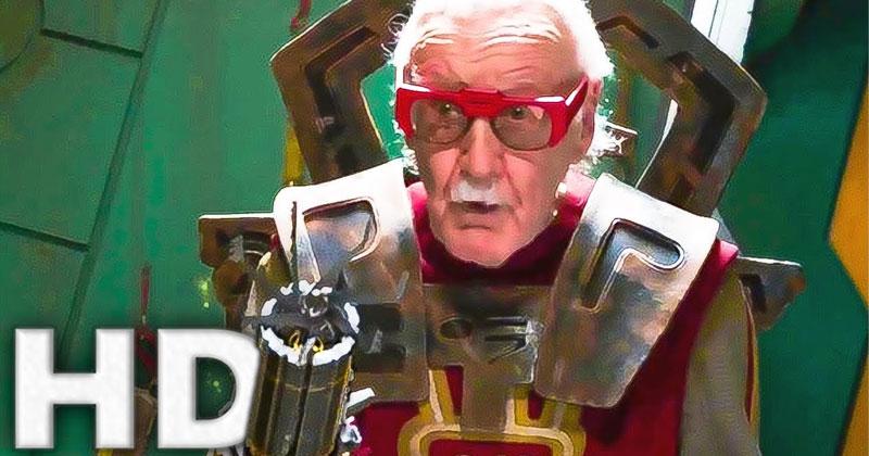 Every Stan Lee Cameo (1989 – 2018)