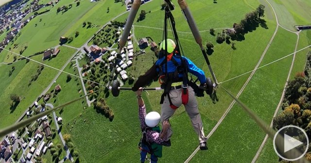 Syride variometerSys OneBack up for Paraglider and Hang Gliding Pilots