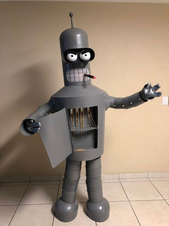 funny halloween costume 8 17 Halloween Costumes That Will Make Your Day