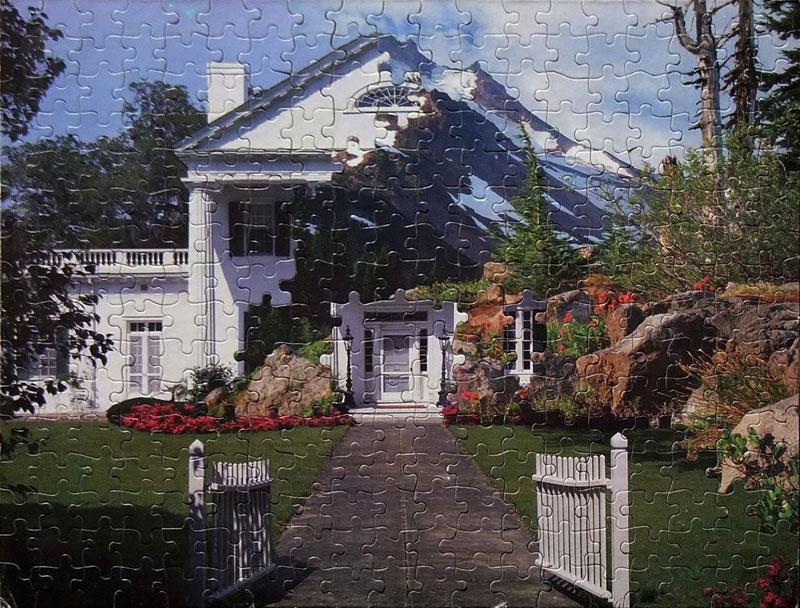 jigsaw puzzle mashups by tim klein 1 Jigsaw Puzzle Mashups by Tim Klein (9 Photos)