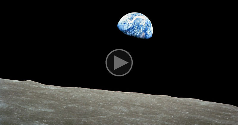 NASA's Going Back to the Moon and They Made a Great Hype Video For It
