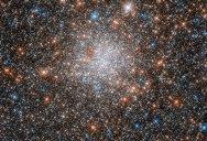 Hubble's Latest Capture of Globular Star Cluster NGC 1898