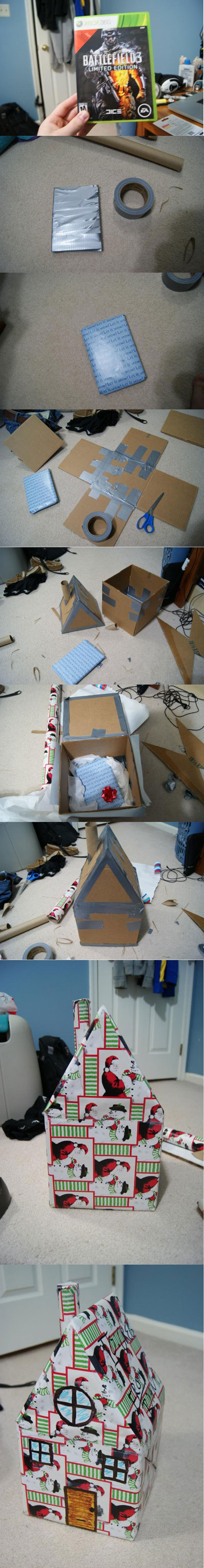 funny disguised christmas gifts 6 People Disguising Their Christmas Gifts is My New Favorite Thing
