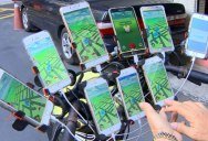 Uncle Pokemon, the 70-Year-Old Gamer That Plays Pokemon Go On 11 Phones